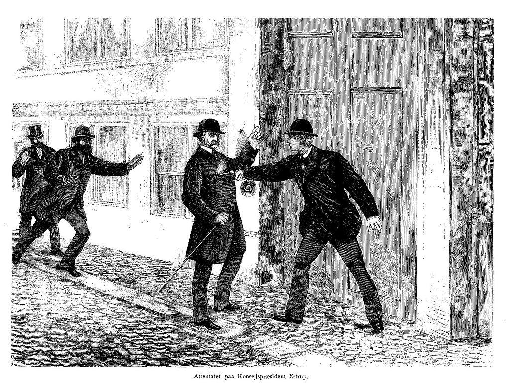 Attentatet_mod_Estrup_1885