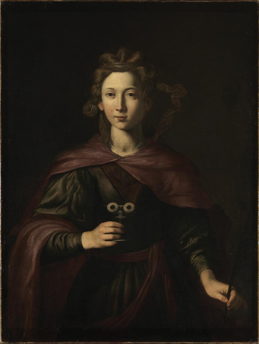 NOR anvendt Den hellige Lucia, ENG anvendt Saint Lucy