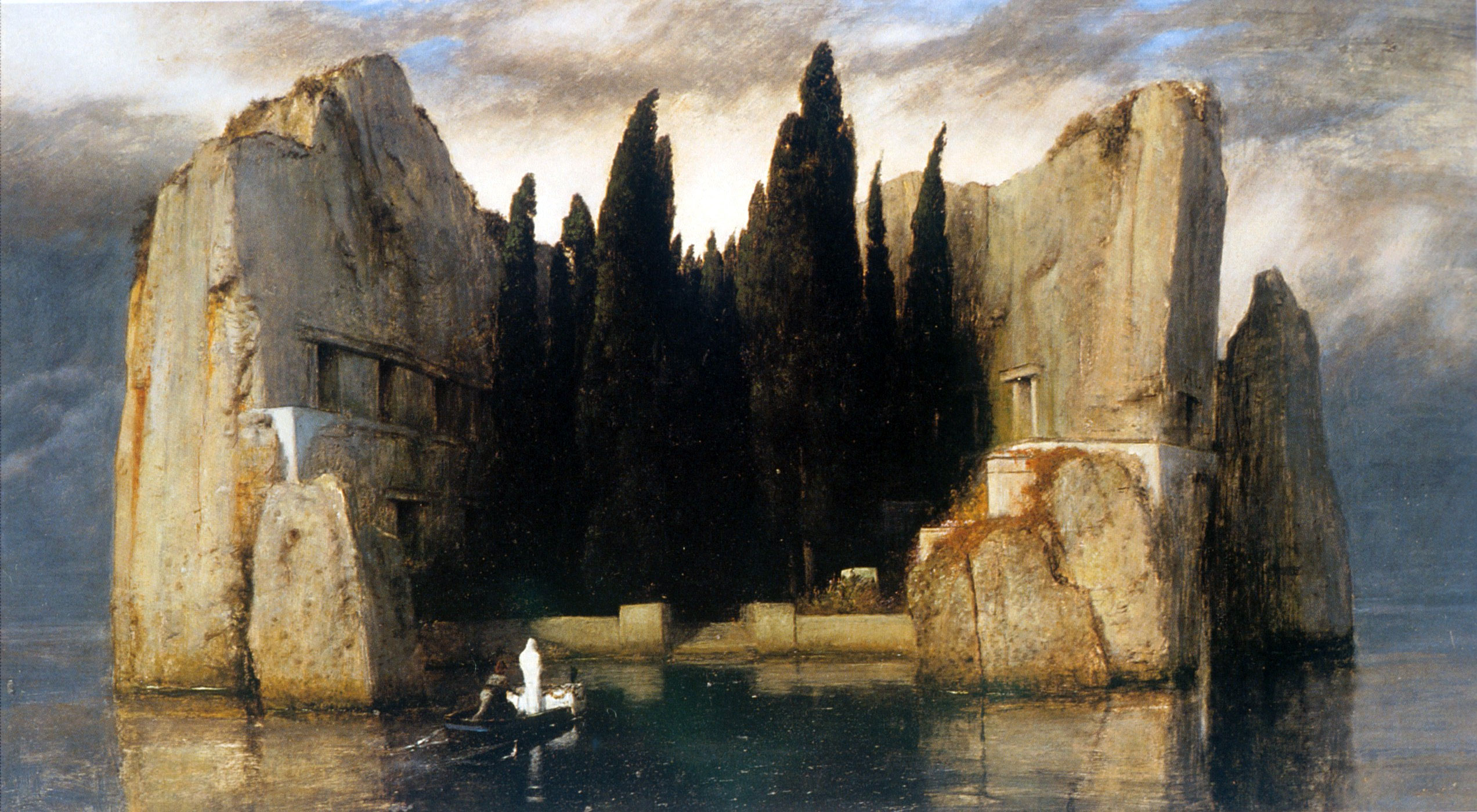 Arnold_Boecklin_-_IToteninsel_Third_Version