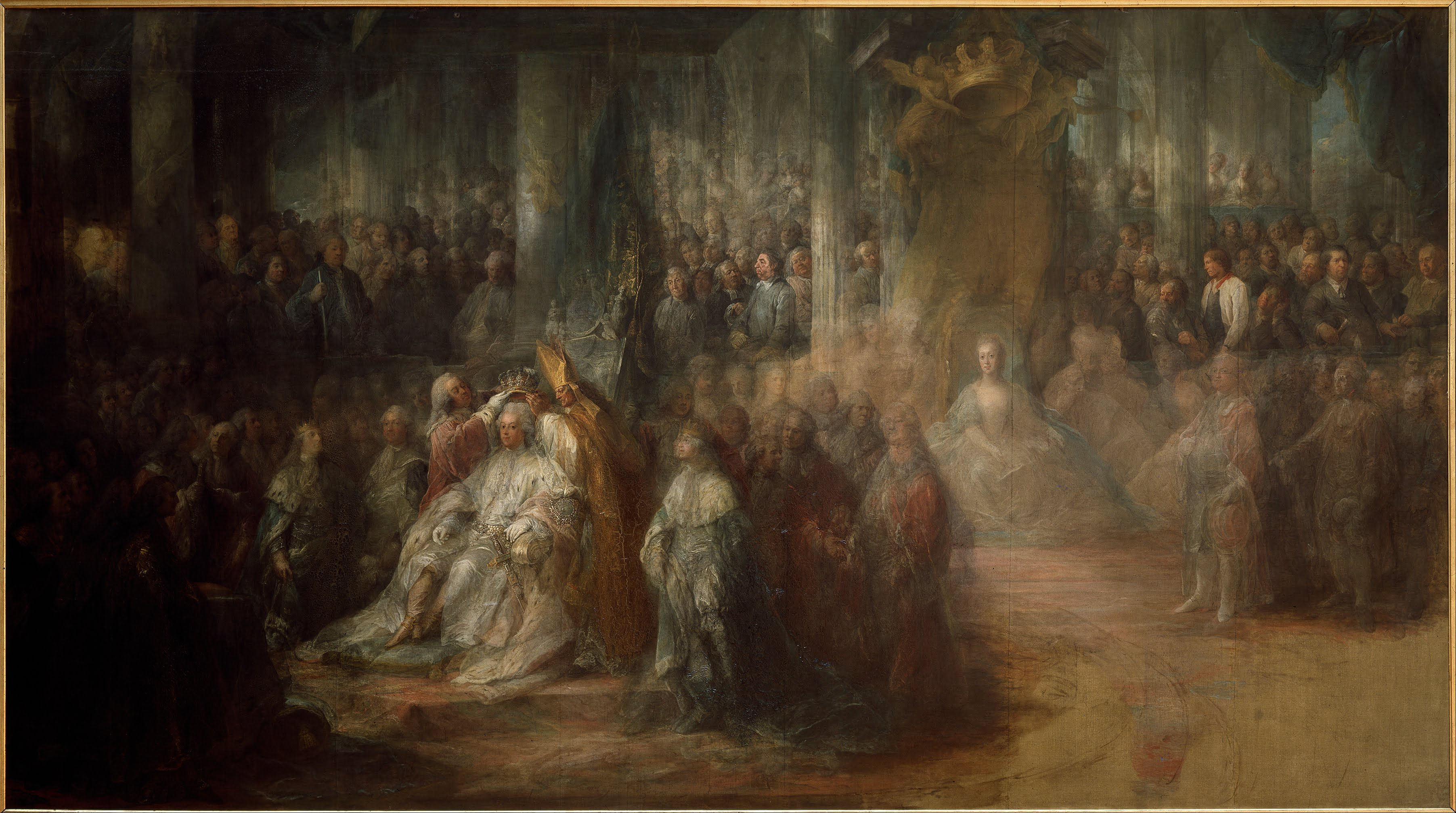 Carl_Gustav_Pilo_-_The_Coronation_of_King_Gustav_III_of_Sweden._Uncompleted_-_Google_Art_Project