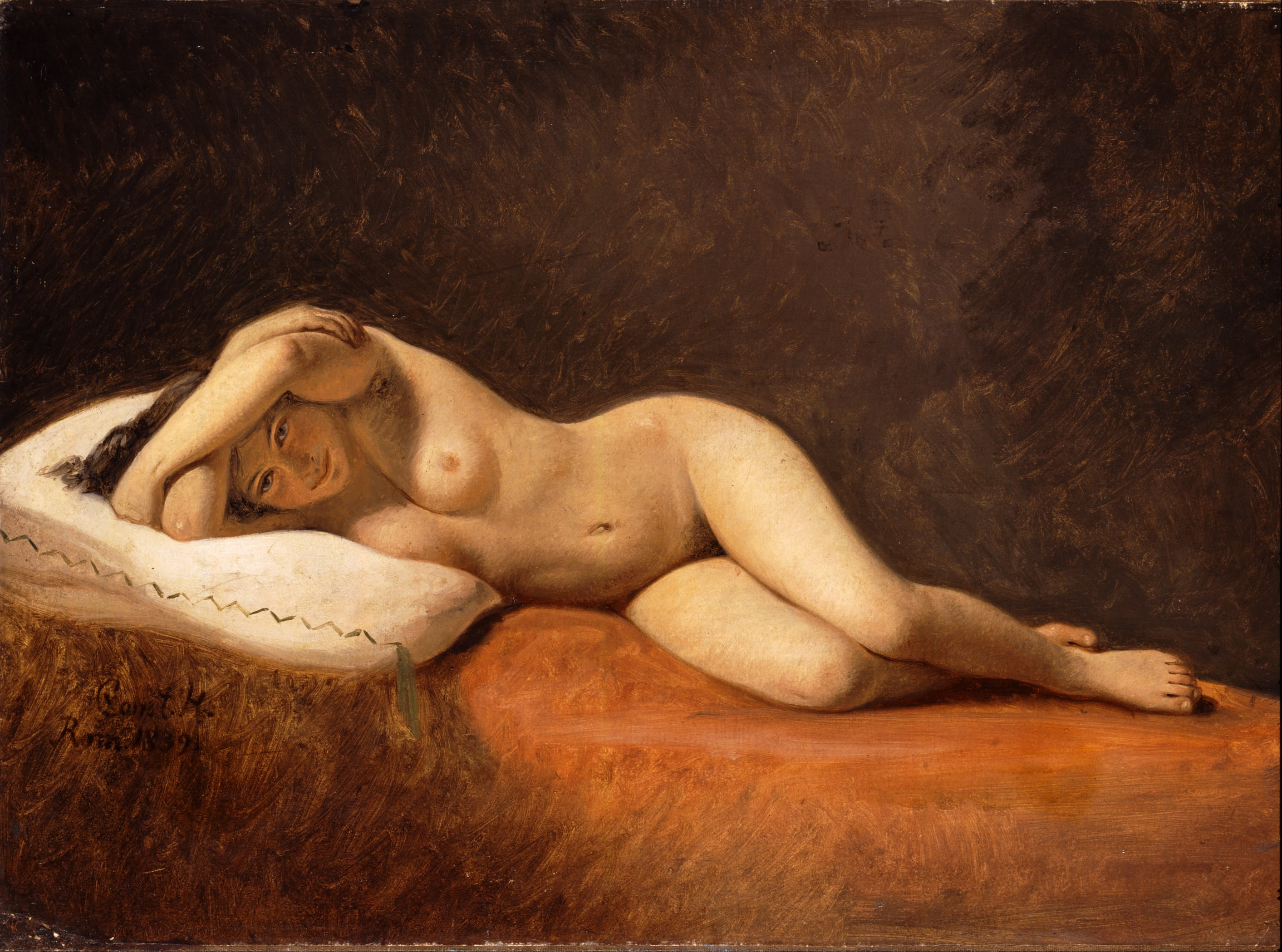 Constantin_Hansen_-_Resting_Model_-_Google_Art_Project