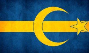 Sharia islamisering politi Sverige 2016