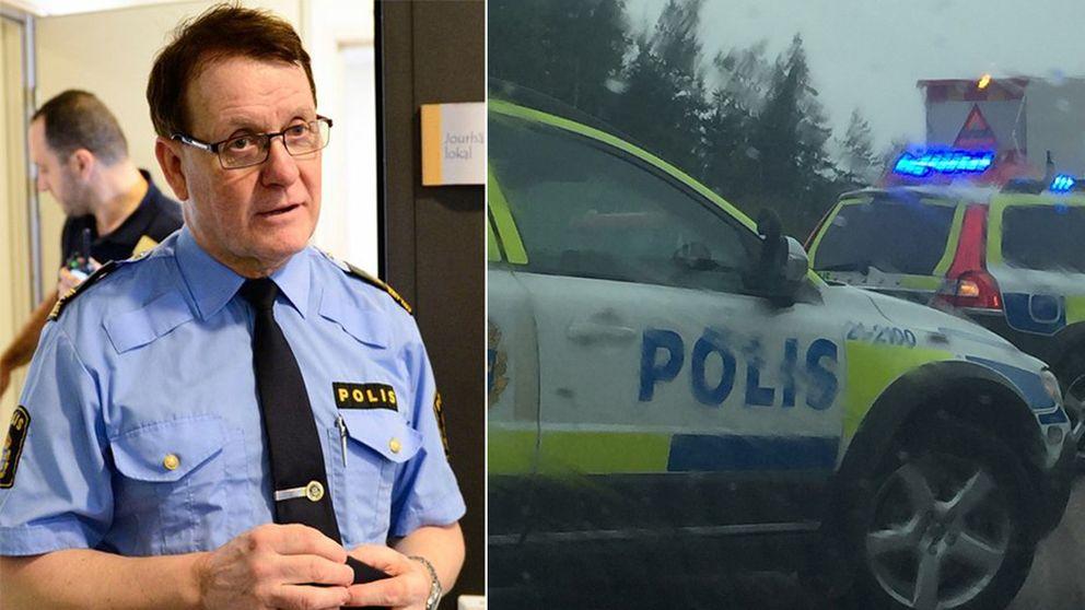 pressetalsmann for Uppsalapolitiet, Christer Nordström