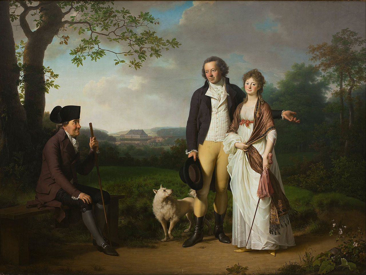 1280px-Jens_Juel_-_Niels_Ryberg_with_his_Son_Johan_Christian_and_his_Daughter-in-Law_Engelke,_née_Falbe_-_Google_Art_Project