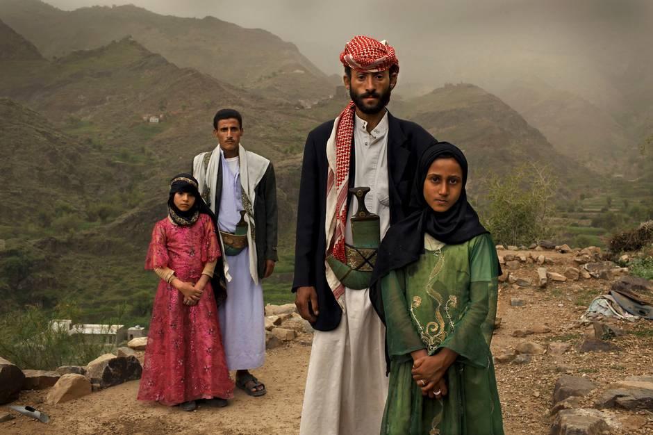 Barnebrude-Yemen