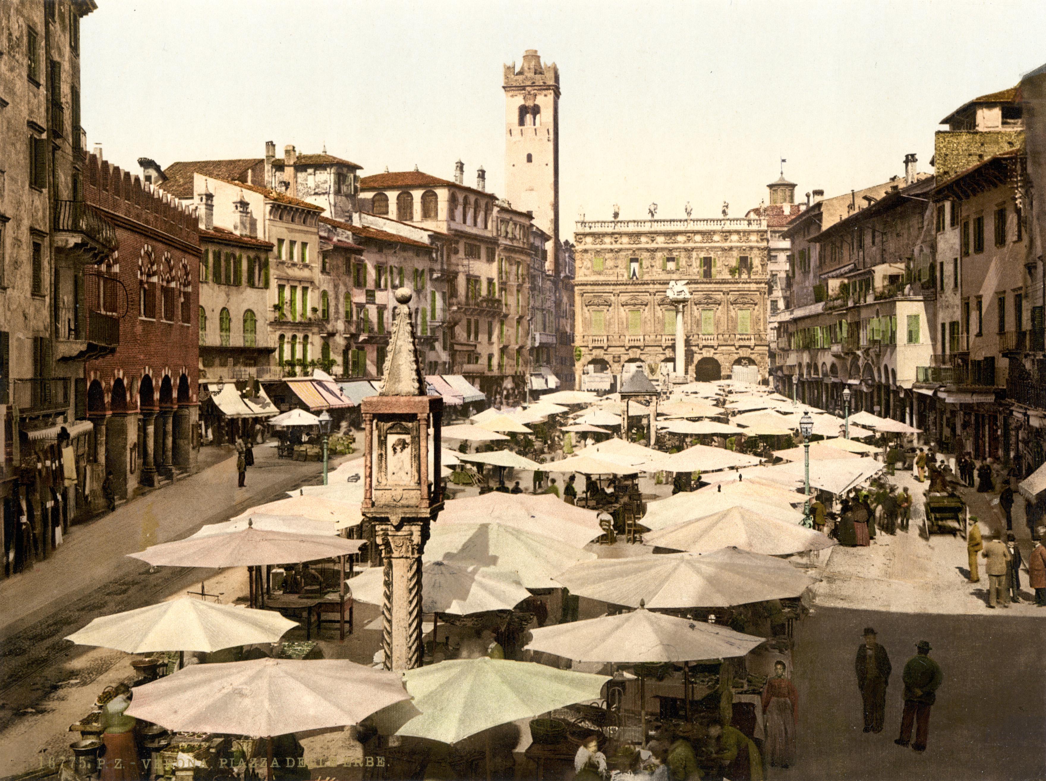 flickr_-_trialsanderrors_-_piazza_delle_erbe_verona_italy_ca-_1895