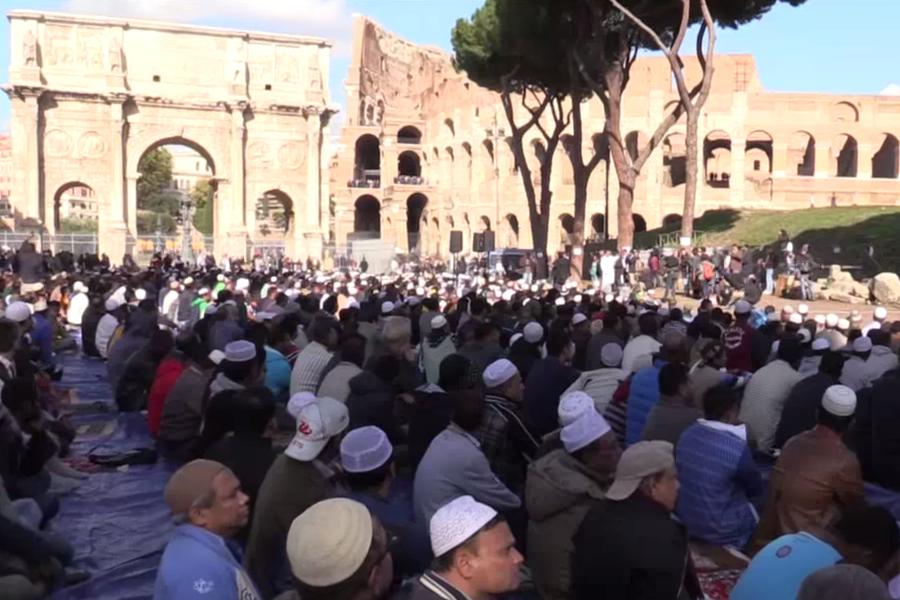 islamsk-protestboenn-roma