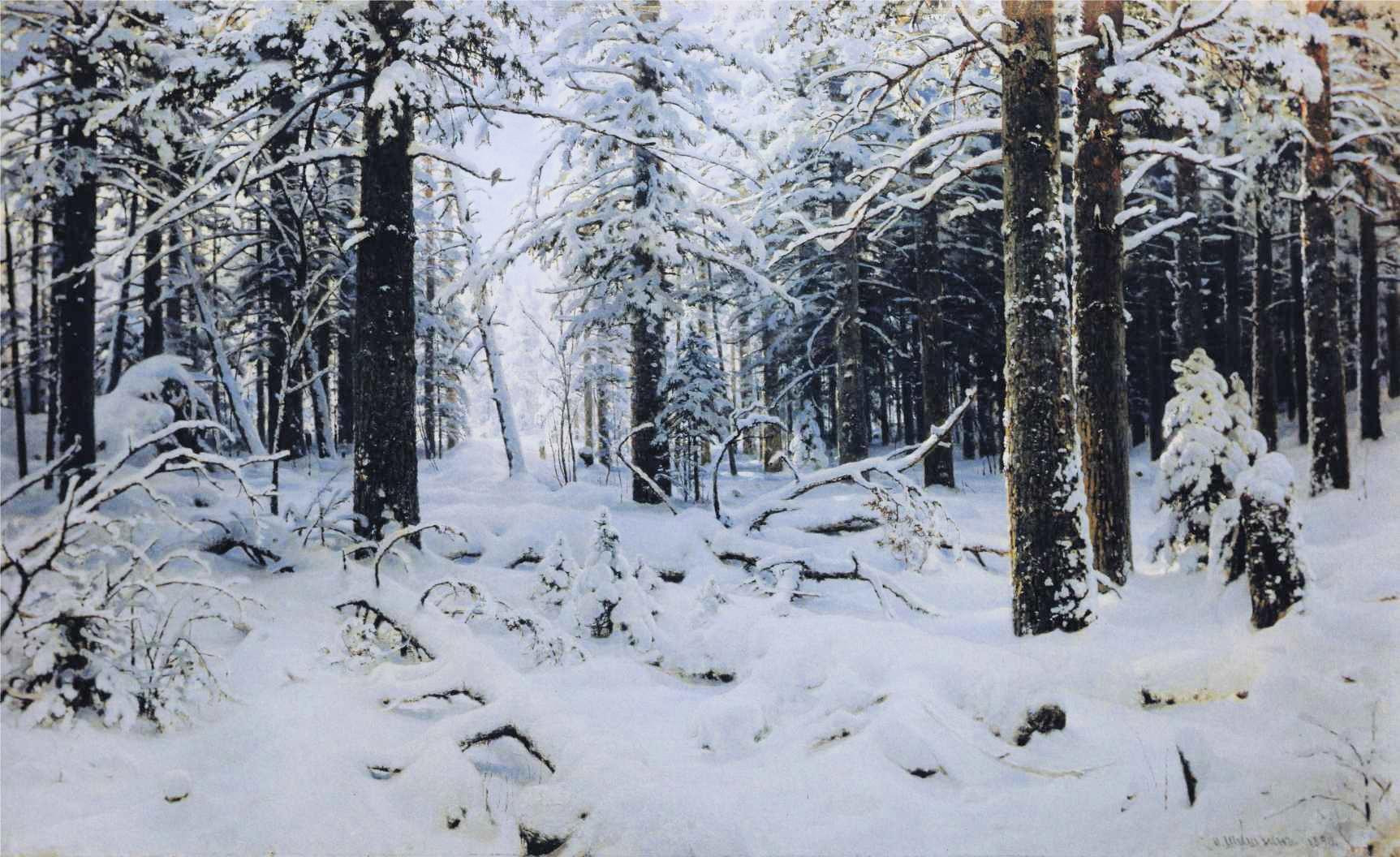 ivan_shishkin_-_winter