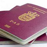 Europæiske pas til salg på Facebook