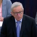 """Jean Claude Juncker kræver legale veje til Europa for """"flygtninge"""" og flere migranter"""