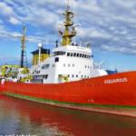 Aquarius har forladt havnen i Marseille og er igen på vej for at hente migranter
