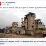 """TV2 Nyhederne kalder den terrorsigtede araber Mohammad El-Ali for """"danske Jacob"""""""