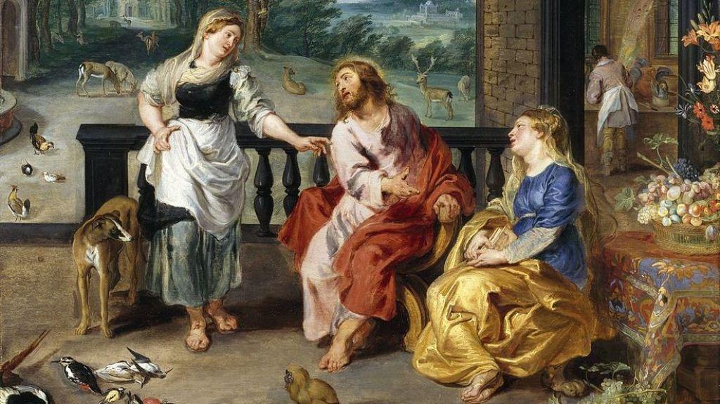Lukas 10 38-42
