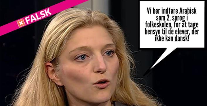 Otto Adam Paladin:  Stampe kan pakke sin forargelse væk...