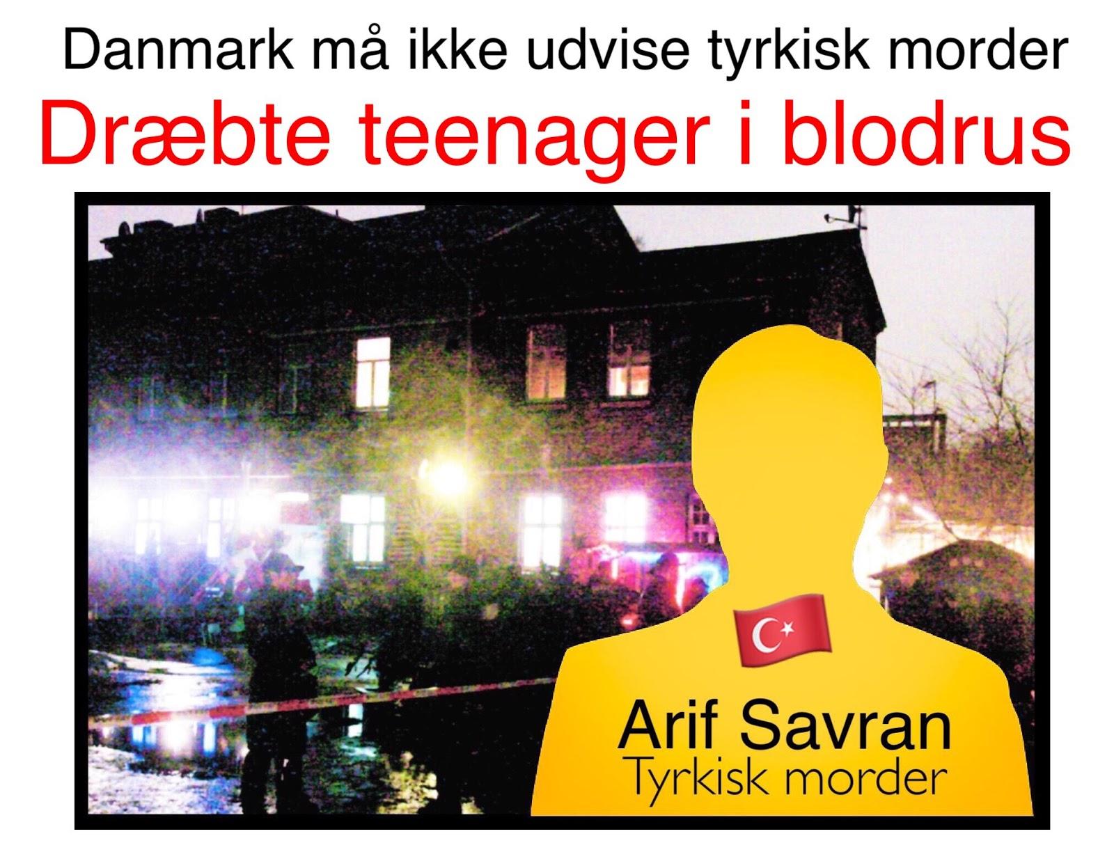 Danmark Ma Ikke Udvise Morder Til Tyrkiet Han Kvaste Teenagers