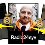 Skandale rammer Radio24syv: Licenspenge gik til venners firmaer
