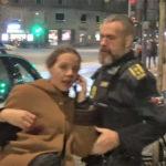 Kvinden der angreb Paludan er sigtet for vold