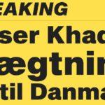 Så blev Naser Khader 's terrorfamilie breaking news