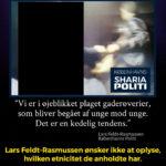 Københavns Politi – nægter at beskrive gerningsmænds etnicitet