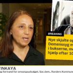 Demensramt dansker fik ikke skiftet ble: Tyrkisk viceborgmester beklager