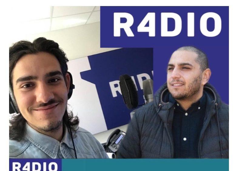 Multikulturel licensradio: Inviterer voldsparat iraner, der hylder ildspåsættelse