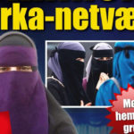 Afsløring: Burkanetværk opererer i Danmark