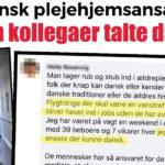 Plejehjemsansat i Københavns Kommune: Jeg var den eneste, der kunne dansk