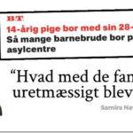 Samira Nawa godkender barnebrude, men tilsværter Jeppe Kofod: Kun muslimske mænd må have teenagesex