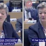 """EU's asylpolitiske leder om migration: """"Vi har brug for disse mennesker. Vi er et aldrende samfund."""""""