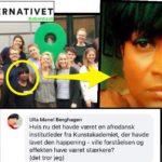 Alternativets bestyrelsesmedlem Ulla Manel Berghagen: Afrikanere bør smadre dansk kulturarv