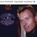 Islamisk propaganda på TV 2: 'Jeg elsker muslimer'
