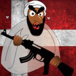 En muslim i Norge har udnævnt en anden person til terrorideolog på de sociale medier