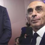 Det franske valg nærmer sig og Macron er nervøs  .. for nu buldrer Zemmour tsunamien foruroligende